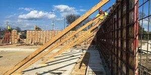 Wall Construction Photo