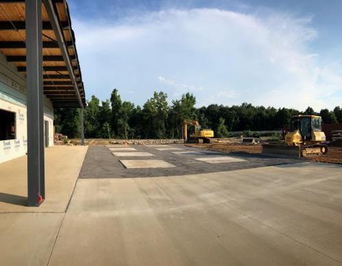 SHB Outdoor Patio Construction